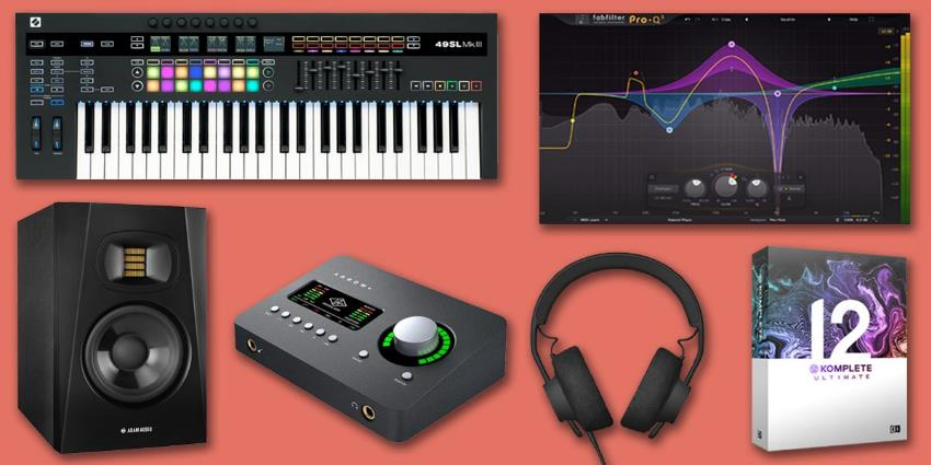 Buy VST Plugins Mumbai, Buy Soundcard Microphones Music Production